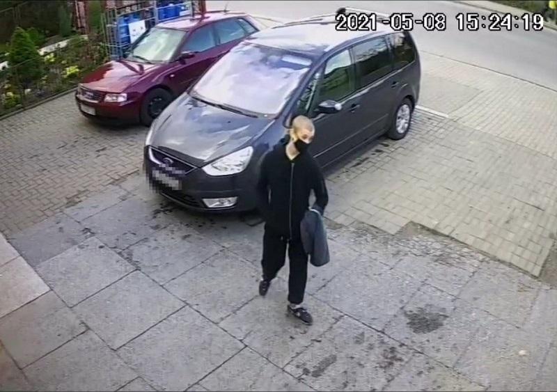 Policja poszukuje młodego mężczyznę ze zdjęcia