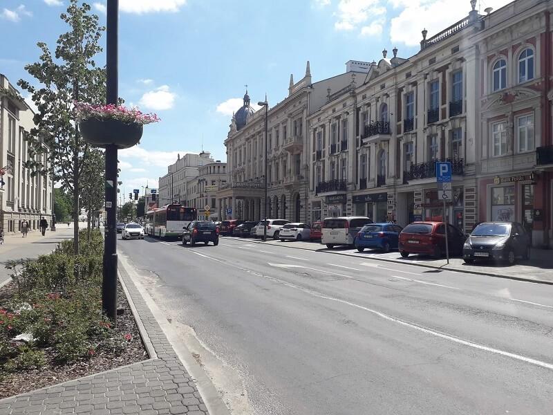 Remont Krakowskiego Przedmieścia