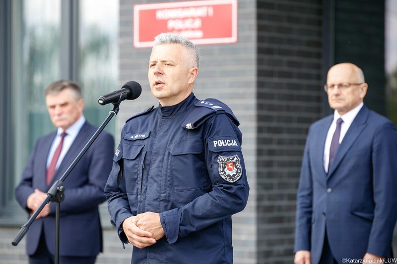 Artur Bielecki – Komendant Wojewódzki Policji w Lublinie