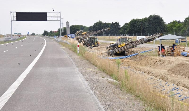 budowa drogi s19 na obwodnicy janowa lubelskiego prace zabezpiecząjace