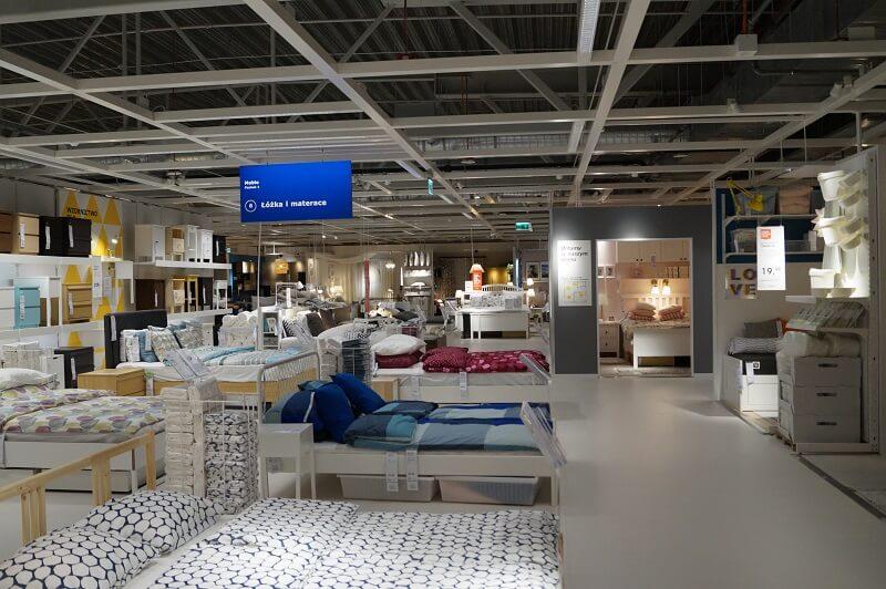 Łóżka i materace IKEA