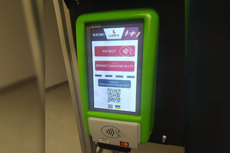 Kasowniki EMV umożliwią bezpośredni zakup biletów