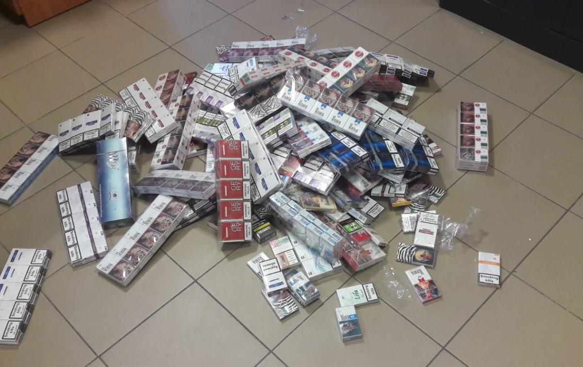papierosy bez akcyzy kontrabanda
