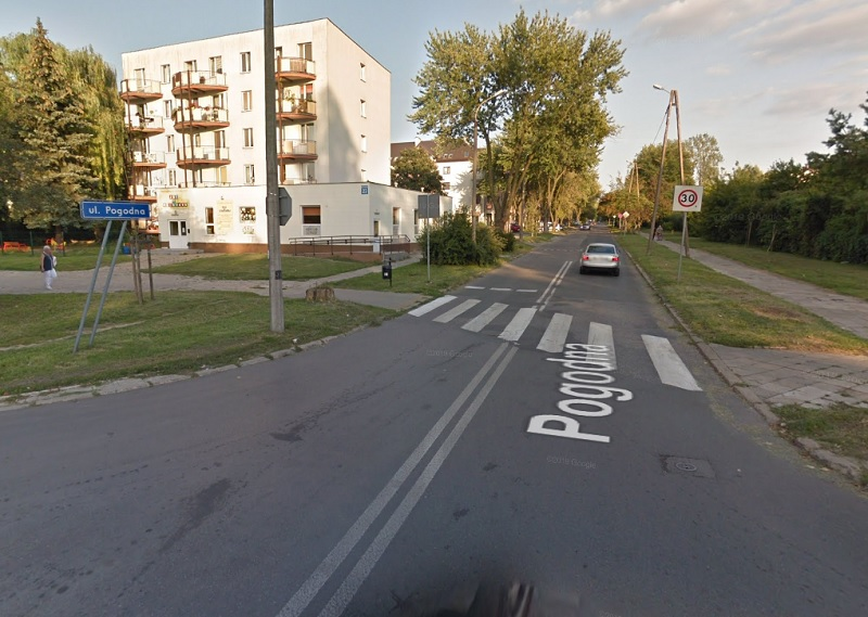 Ulica Pogodna w Lublinie