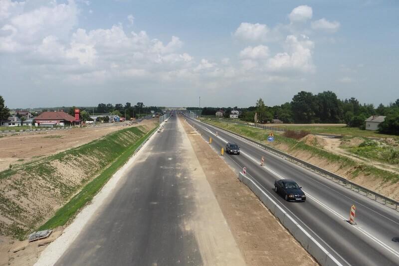 Budowa drogi ekspresowej S19 na odcinku Lublin - Niedrzwica Duża