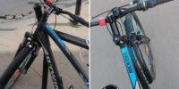 Skradziony rower B'Twin Rockrider przy ul. Nowy Świat w Lublinie
