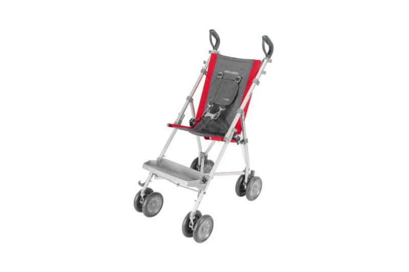 Skradziony wózek inwalidzki 8-letniej Hani
