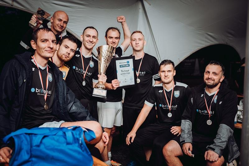 Zespół Britenet zwycięzcą turnieju Mistrzostw IT w 2020 roku