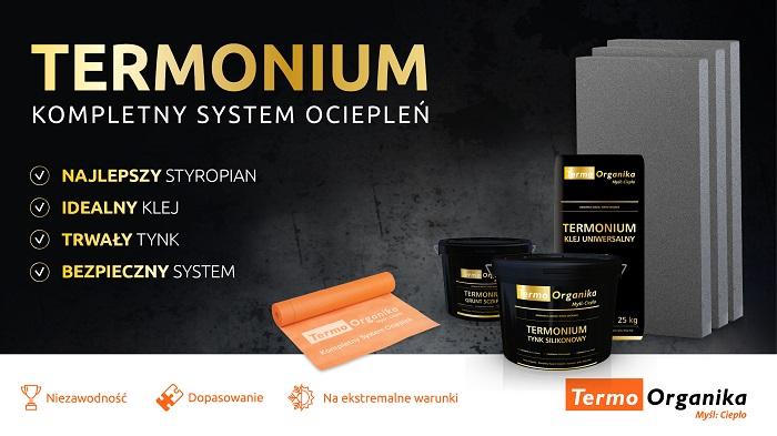 TERMONIUM Kompletny System Ociepleń