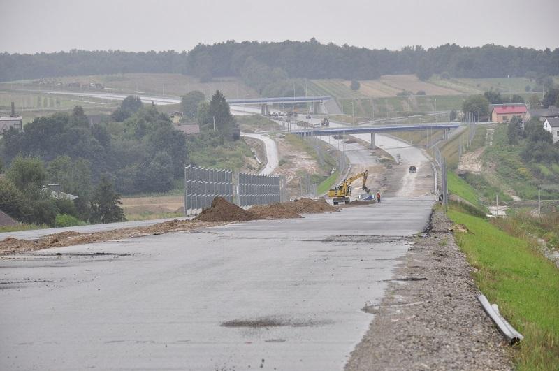 Budowa obwodnicy Kraśnika w ciągu S19