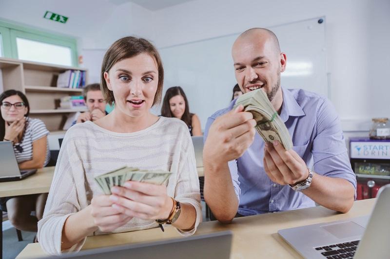 Zarobki w branży IT