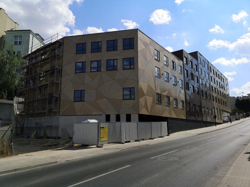 Hotel B&B Lublin Centrum przy ul. Dolna 3 Maja