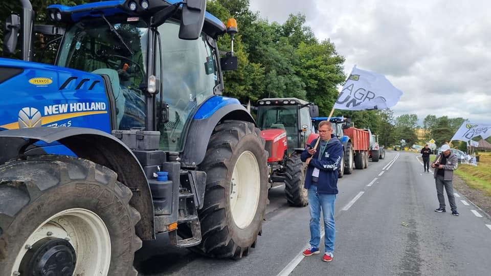 Rolnicy zablokują drogi