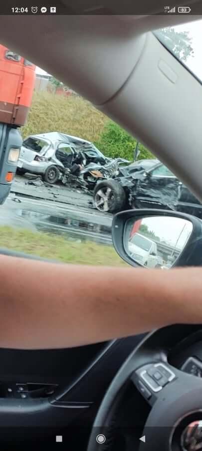 rozbite samochody witosa wypadek volkswagen jeep