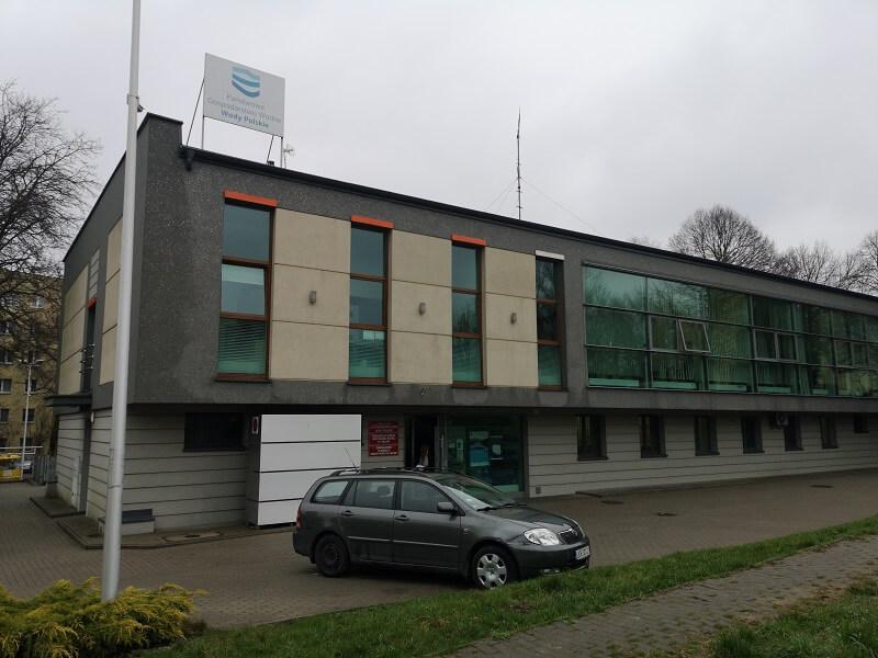 Siedziba Regionalnego Zarządu Gospodarki Wodnej w Lublinie