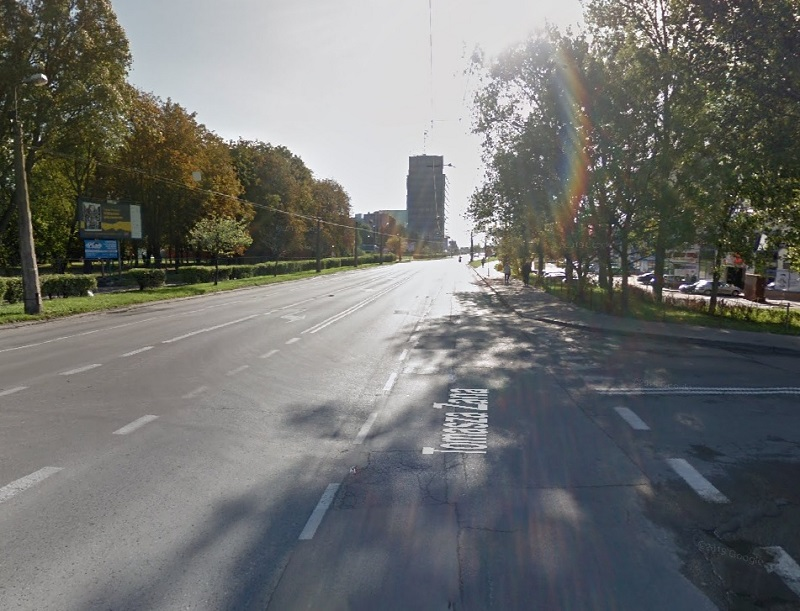 Ulica Tomasza Zana w Lublinie