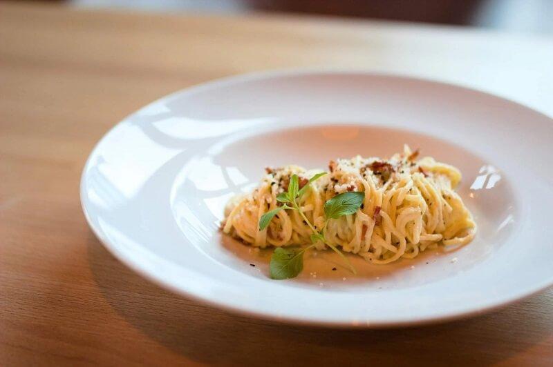 Propozycja dania w restauracji Central Park Family Restaurant