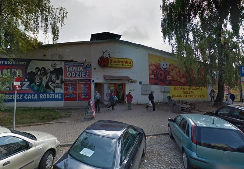Zmiana terminu zamknięcia Biedronki przy ul. Wieniawskiej w Lublinie