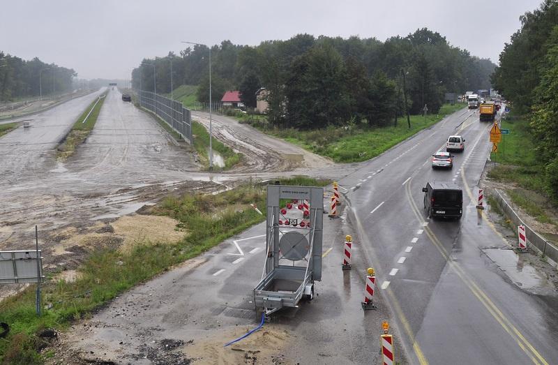 Budowa obwodnicy Kraśnika w ciągu S19 w miejscowości Lasy