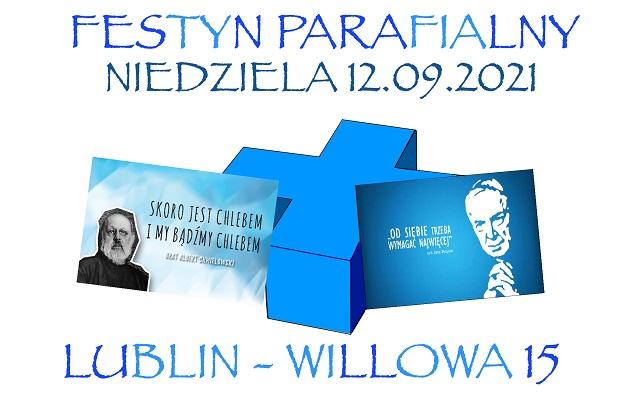 Festyn z okazji beatyfikacji Prymasa Tysiąclecia - kardynała Stefana Wyszyńskiego