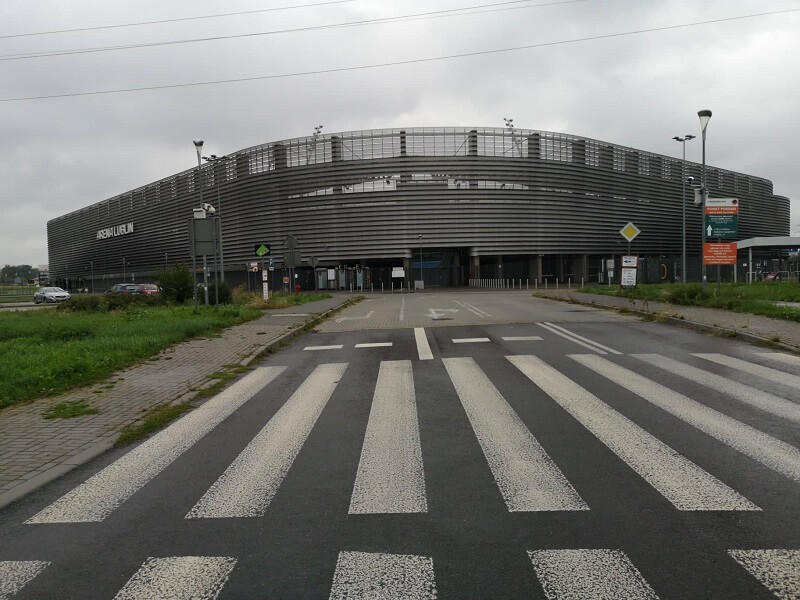 Parking Arena Lublin