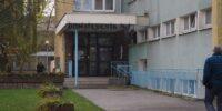 Dom studenta przy ul. Nadbystrzyckiej w Lublinie