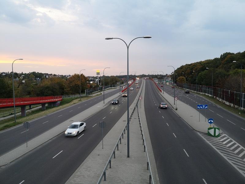 Aleja Solidarności w Lublinie