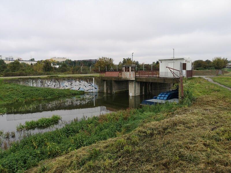 Elektrownia wodna na Bystrzycy