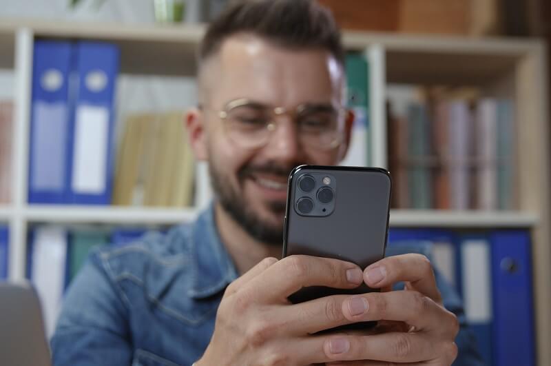 telefon iphone ios