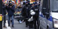 Policjanci zabezpieczali Marsz Równości w Lublinie