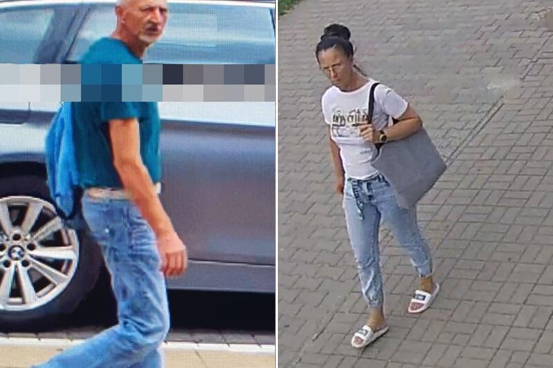 Policja poszukuje sprawców kradzieży ze zdjęcia